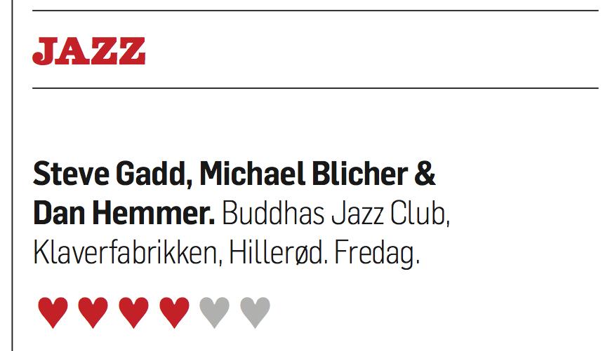DK Review, Hillerød (from Politiken)