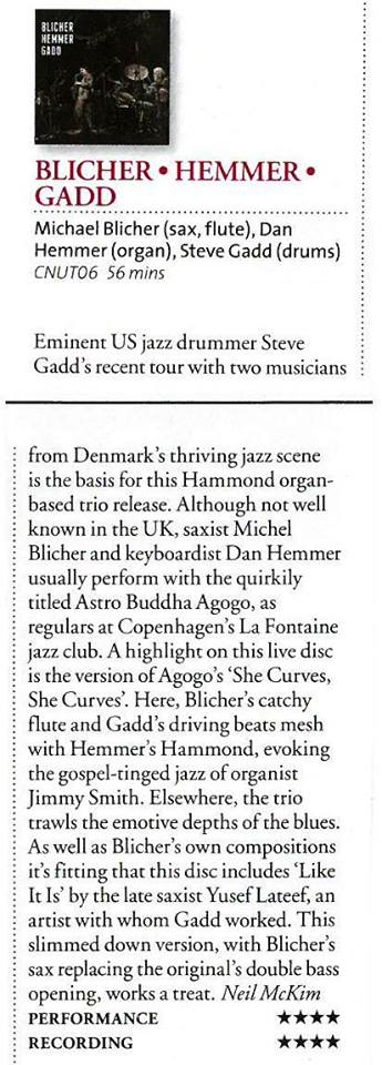 UK 4* in BBC Musicmagazine